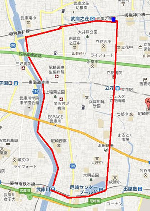 Runningmap